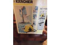 Karcher indoor steamer