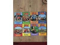 Collection of Little Red Tracktor books (Ladybird)