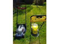 Joblot Lawnmowers Spares or Repair