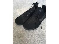 Nike Black Trainers size uk 7