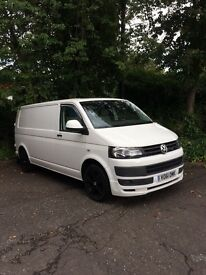 Volkswagen Transporter T5 fro sale. LWB T30 4 motion Quick sale required so £12,750 no vat.