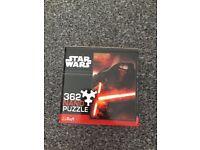 Star Wars Nano Kylo Ren puzzle, 362 pieces