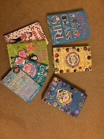 Set of 7 Cathy Cassidy books