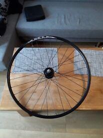 Bike Wheel. Two Automatic Speed