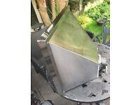 Used kitchen extractor hood