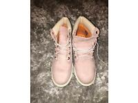 Ladies size 6.5 Genuine Timberlands