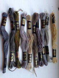 DMC Mouliné Stranded Cotton Embroidery Thread
