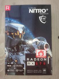 RX 570 4GB NITRO+