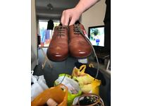 Brand new brogues from clarks