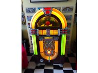 "Wurlitzer 1015 ""One More Time"" CD Jukebox"