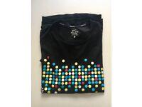 Nike DriFit Black Top Size S -50% off