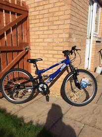 Apollo sand storm bike