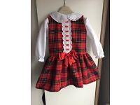 Baby Spanish Dress 12months