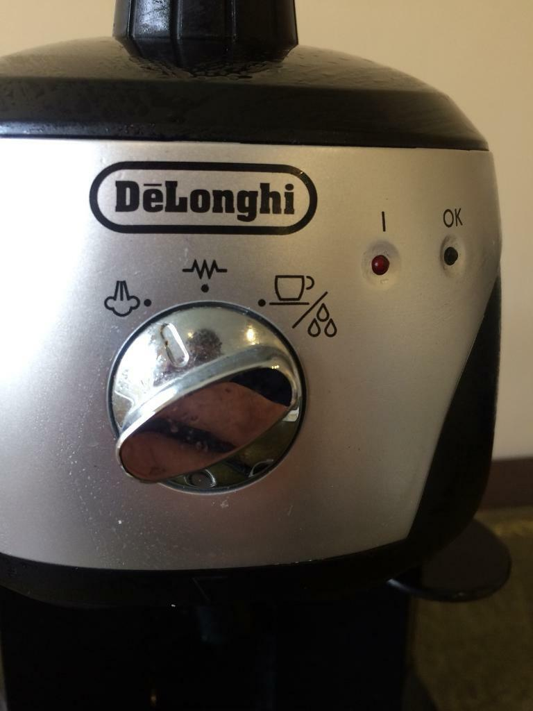 DeLonghi Coffee and Espresso maker. Image 1 of 6