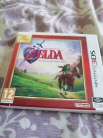 The Legend of Zelda for 3DS