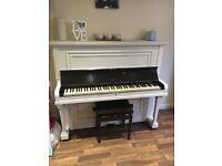White piano for sale