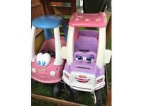 Little tikes cars