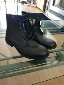 Mens jack jones boots new 9