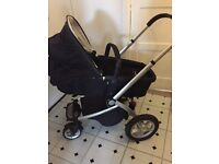 Pushchair mothercare my4