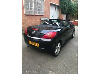 Vauxhall Tigra Convertible 1.8i 2006, 40k mileage, SATNAV, heated seats, etc