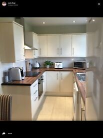 2 BED UNFURNISHED HOUSE IN GLASSFORD