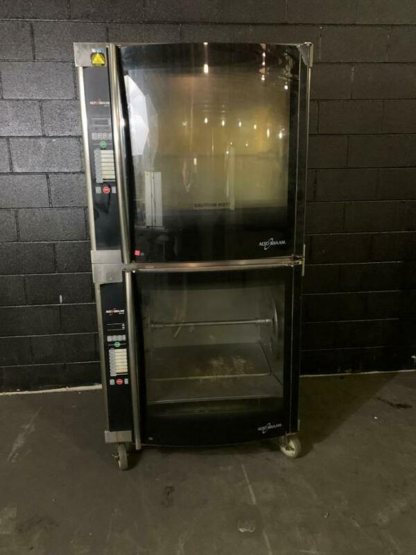 Alto-Shaam AR-7E Double Stack Electric Rotisserie Oven