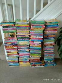 HUGE bunde of kids books (280x)