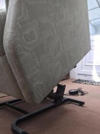 Riser recliners x2