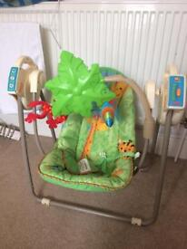 Swing chair for babies (Fisher Price)