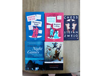 Books from Austrian authors (5 books)