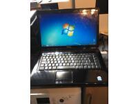 Dell laptop windows 7 Memory 2 Gig