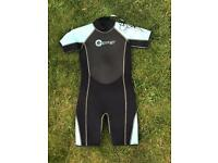 "Child's Osprey Wetsuit approx Age 10-12 (26"" chest. )"