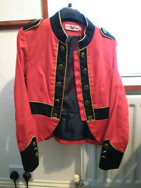 2 MILITARY STYLE JACKETS