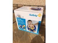 Baby bath safety chair