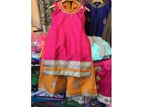 Kidds part wear Asian boutique wedding suits wedding party India Pakistan