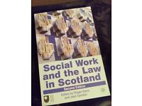 Social work and law in Scotland 2nd edition