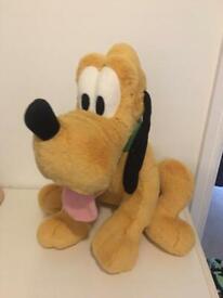 Disney Store Large Pluto