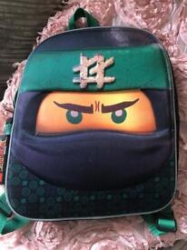 Lego Ninjajago backpack