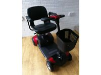 Pride GoGo Traveller Plus mobility scooter foldable strong *part exchange welcome*