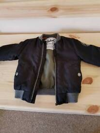 12 - 18 months boys bomber jacket