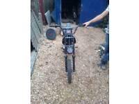 Ducar 125cc pit bike