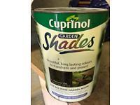 Cuprinol Shades Garden Paint