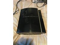 Original Playstation 3 with games