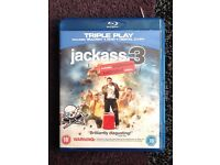 Jackass 3: The Explosive Extended Edition {BLU RAY}