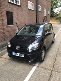 VW HIGH UP! **NEW MOT EXP 16 AUG 2019** 3 DOOR MANUAL IN BLACK 23k MILES ONE PREVIOUS OWNER