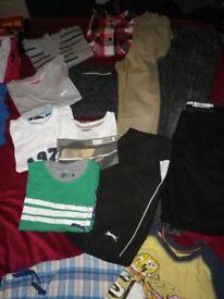 Boys Bundle of Clothes age 9-10