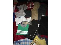 Boys Bundle of Clothes age 9-10