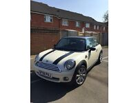 2009 (58) Mini Cooper 1.6 chili pack. 75995 miles. FSH and MOT 9 months. Same owner from new.