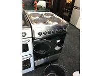 Silver electric cooker