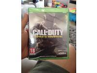 Call of Duty Infinite Warfare Xbox One ***BRAND NEW***